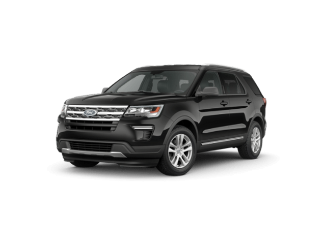 2019 Ford Explorer XLT SUV Intelligent 4WD